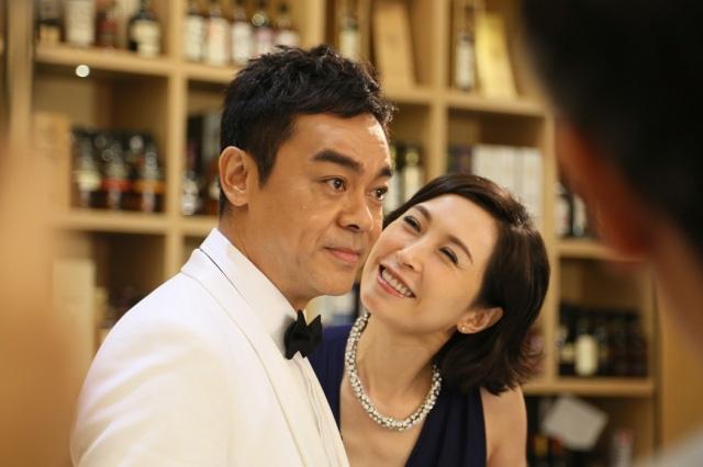 Hoa hậu xấu nhất Hong Kong và cuộc hôn nhân đũa lệch, 20 năm không con cái - Ảnh 9.
