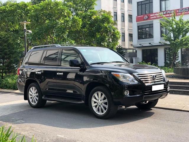 Đại gia Việt bán Lexus LX 570 nhập Mỹ, tiền thu về không đủ đập hộp Mercedes-Benz GLC 200 đời mới - Ảnh 1.