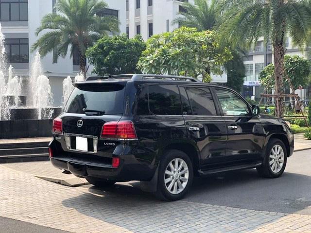 Đại gia Việt bán Lexus LX 570 nhập Mỹ, tiền thu về không đủ đập hộp Mercedes-Benz GLC 200 đời mới - Ảnh 2.