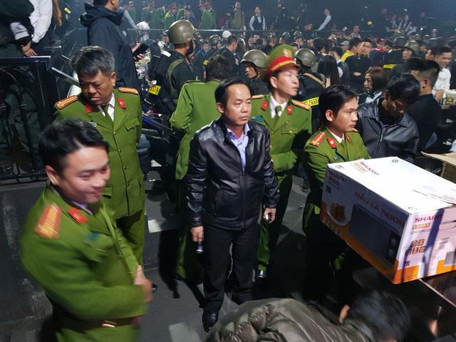 Nhiều giang hồ như Đường Nhuệ liên tục xộ khám: Nhân dân vui mừng, tin tưởng vào sự chỉ đạo quyết liệt của Bộ trưởng Bộ Công an - Ảnh 3.