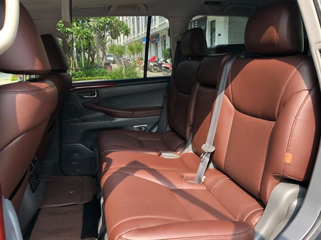 Đại gia Việt bán Lexus LX 570 nhập Mỹ, tiền thu về không đủ đập hộp Mercedes-Benz GLC 200 đời mới - Ảnh 4.