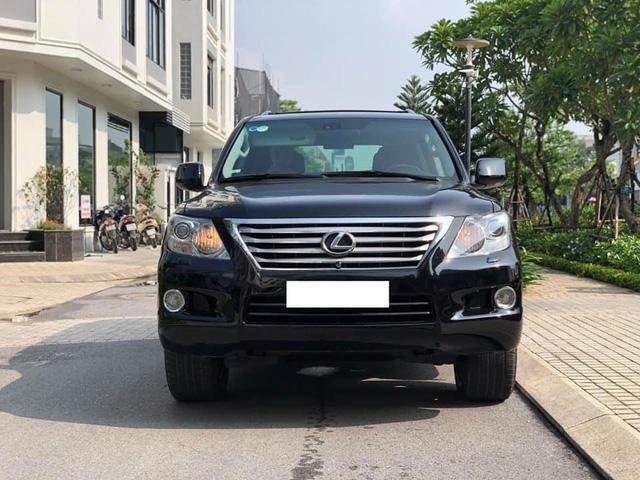 Đại gia Việt bán Lexus LX 570 nhập Mỹ, tiền thu về không đủ đập hộp Mercedes-Benz GLC 200 đời mới - Ảnh 6.