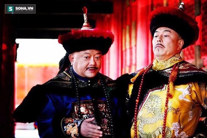 Có thừa tiềm lực và phe cánh, vì sao Hòa Thân không dám tạo phản dù biết vua Gia Khánh không bỏ qua cho mình? - Ảnh 3.