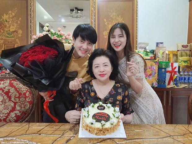 Đông Nhi xuất hiện tình tứ bên Ông Cao Thắng giữa tin đồn mang thai, chi tiết chiếc váy suông đặc biệt gây chú ý - Ảnh 6.