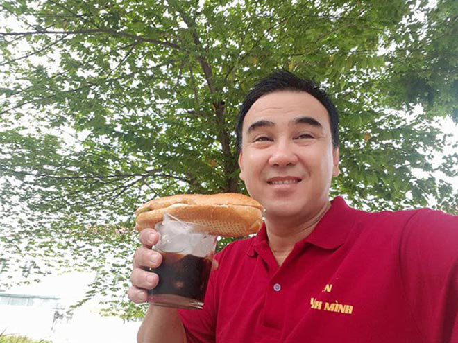 Bữa sáng đạm bạc và sở thích ăn uống của MC giàu nhất Việt Nam Quyền Linh - Ảnh 9.
