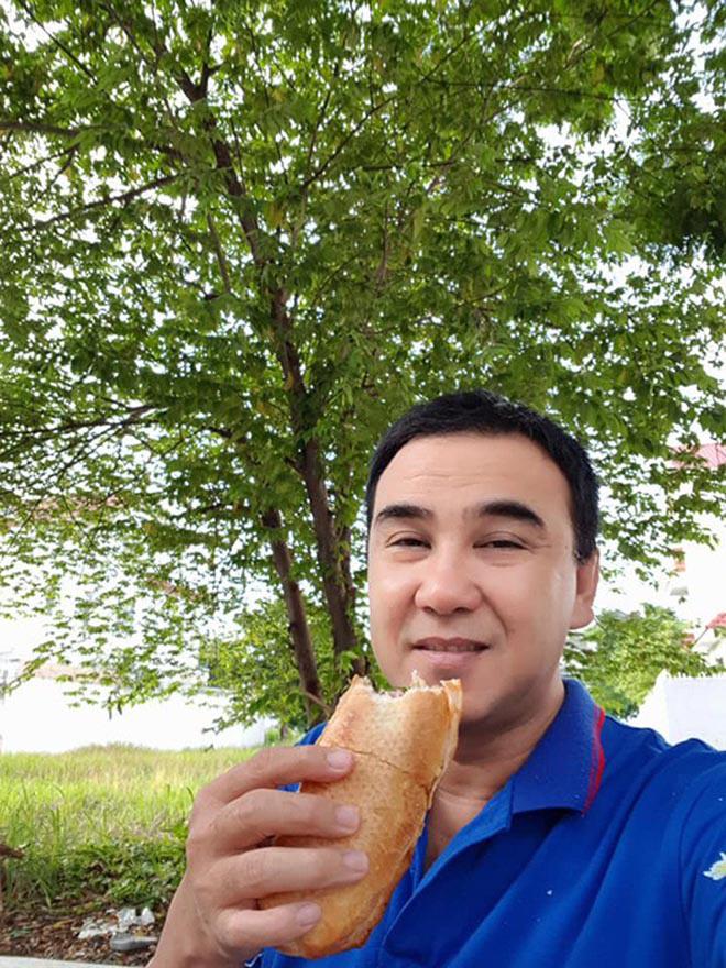 Bữa sáng đạm bạc và sở thích ăn uống của MC giàu nhất Việt Nam Quyền Linh - Ảnh 8.