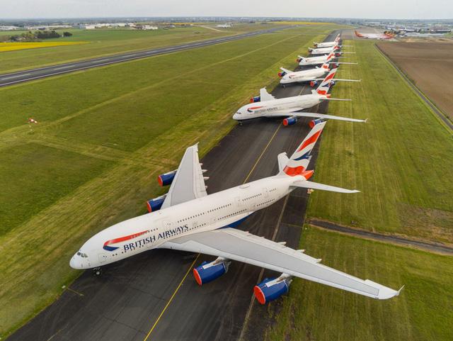 Khó khăn với ngành hàng không chỉ dừng ở nhu cầu khách hàng: Hơn 16.000 máy bay đắp chiếu cần được bảo trì, lau dọn thuờng xuyên, phải chi hàng chục triệu USD phí đỗ - Ảnh 2.