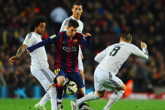 Khác biệt nào giữa Messi và Maradona, Ronaldo? - Ảnh 1.