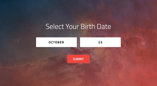 Vũ trụ trông như thế nào vào ngày bạn ra đời? Đây là câu trả lời từ NASA - Ảnh 1.