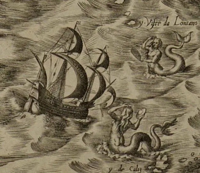 Không phải truyền thuyết, nơi trú ngụ của nàng tiên cá thật được hé lộ - Ảnh 3.