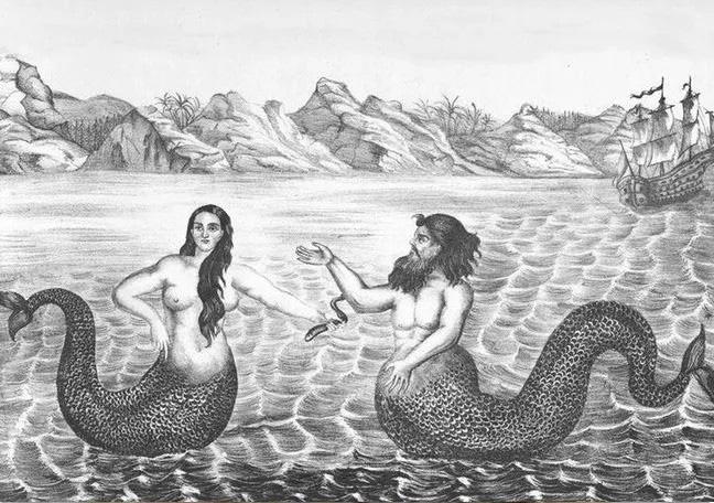 Không phải truyền thuyết, nơi trú ngụ của nàng tiên cá thật được hé lộ - Ảnh 4.