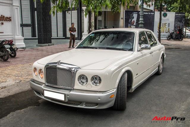 Những điều ít biết về Bentley Arnage của ông Đặng Lê Nguyên Vũ: Hàng hiếm đầu tiên Việt Nam, giá đồn đoán 21 tỷ từ nhiều năm trước - Ảnh 5.