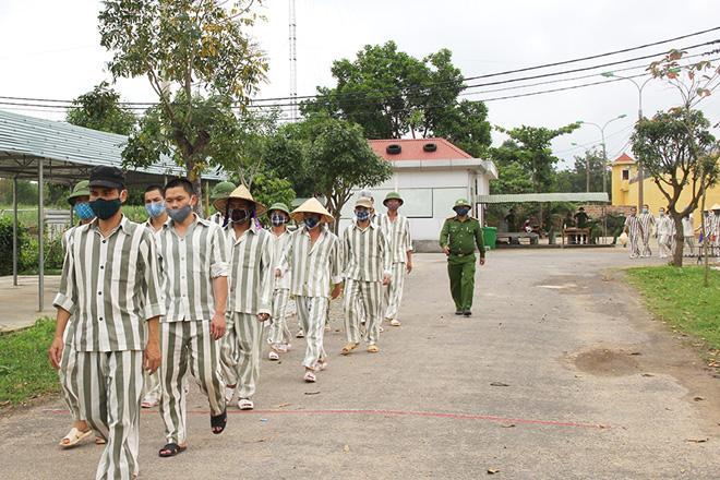 Phòng chống COVID-19 trong các cơ sở giam giữ - Ảnh 9.