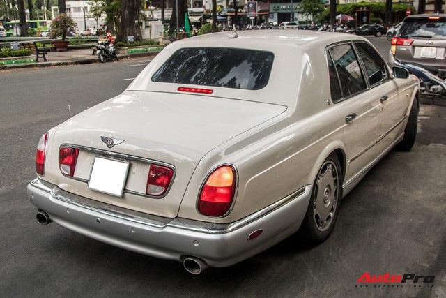 Những điều ít biết về Bentley Arnage của ông Đặng Lê Nguyên Vũ: Hàng hiếm đầu tiên Việt Nam, giá đồn đoán 21 tỷ từ nhiều năm trước - Ảnh 8.