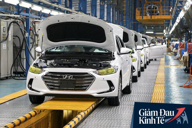 4 nhà sản xuất ô tô dừng hoạt động sản xuất tại Việt Nam chỉ trong 6 ngày, chuyên gia quốc tế nhận định: Đây là điều khó tránh, và cũng khó trách! - Ảnh 1.