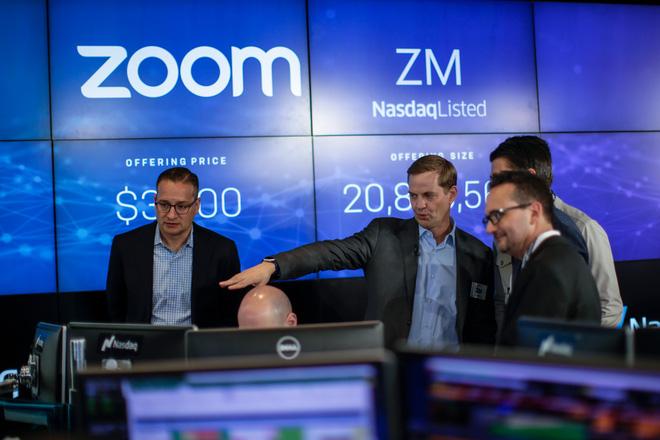 """Chuyện thật như đùa: Cổ phiếu có tên mã """"ZOOM"""" bị ngừng giao dịch, vì các nhà đầu tư nhầm lẫn với ứng dụng gọi video ZOOM - Ảnh 1."""