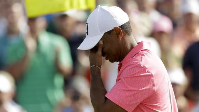 Tiger Woods và sự trở lại ấn tượng cách đây tròn 10 năm - Ảnh 1.