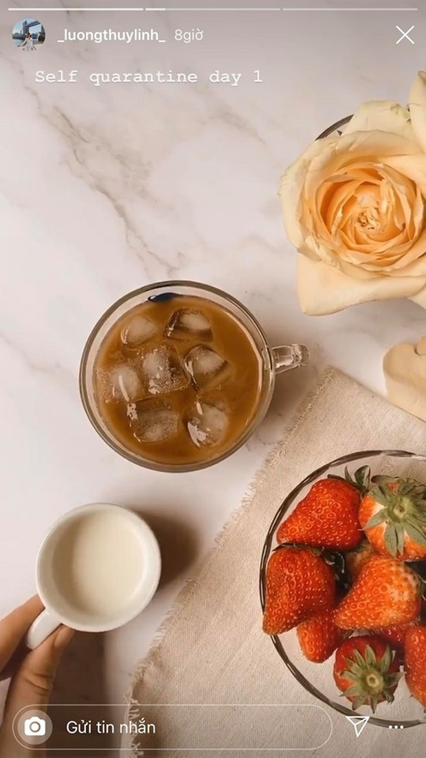 Không nhà hàng đắt đỏ, sao Vbiz tiết kiệm với mâm cơm nhà mùa dịch: Tóc Tiên nịnh chồng món ngon, Băng Di nấu bữa chỉ 50K - Ảnh 14.