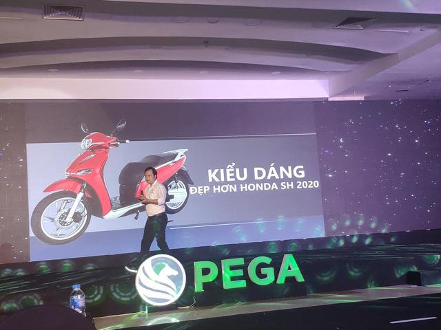 PEGA âm thầm đổi tên eSH thành ESP nhưng vẫn sót, tưởng thôi nhái Honda mà không phải vậy - Ảnh 3.