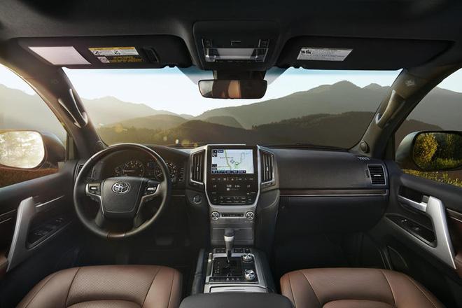 Land Cruiser sắp có bản siêu fake tại Trung Quốc: Dùng động cơ V8, lắp logo Infiniti... ngược - Ảnh 3.