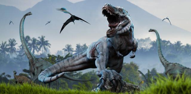 Thằn lằn bay Quetzalcoatlus – Sinh vật khiến khủng long T-rex phải khiếp sợ - Ảnh 3.