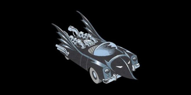 10 thiết kế xe Batmobile quái gở nhất, có chiếc dị đến nỗi Batman chưa dám mang ra đường lần nào - Ảnh 2.