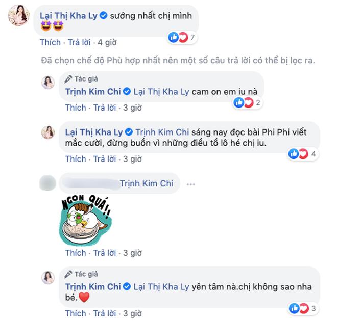 Sau phát ngôn gây phẫn nộ của Trà My Thương nhớ ở ai, NSƯT Trịnh Kim Chi đã có động thái đáp trả - Ảnh 3.