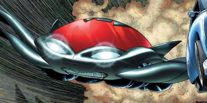 10 thiết kế xe Batmobile quái gở nhất, có chiếc dị đến nỗi Batman chưa dám mang ra đường lần nào - Ảnh 3.
