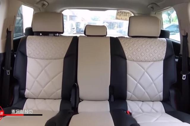 Land Cruiser sắp có bản siêu fake tại Trung Quốc: Dùng động cơ V8, lắp logo Infiniti... ngược - Ảnh 7.