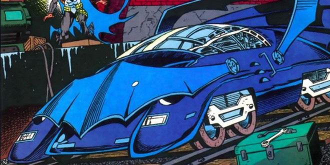 10 thiết kế xe Batmobile quái gở nhất, có chiếc dị đến nỗi Batman chưa dám mang ra đường lần nào - Ảnh 6.
