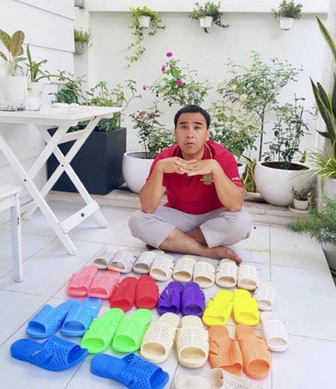 Hình ảnh khiến triệu người thích thú của MC giàu nhất nhì Việt Nam Quyền Linh - Ảnh 3.