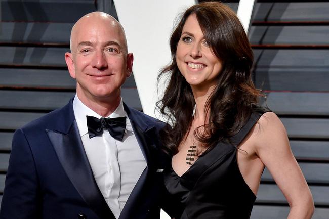 Canh bạc quyết định cuộc đời: Vợ cũ tỷ phú Amazon có sự lựa chọn khác người trong thỏa thuận ly hôn để rồi giờ đây được ngồi hưởng trái ngọt - Ảnh 2.