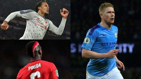 Ai là người được trả cao nhất Premier League - Ảnh 1.