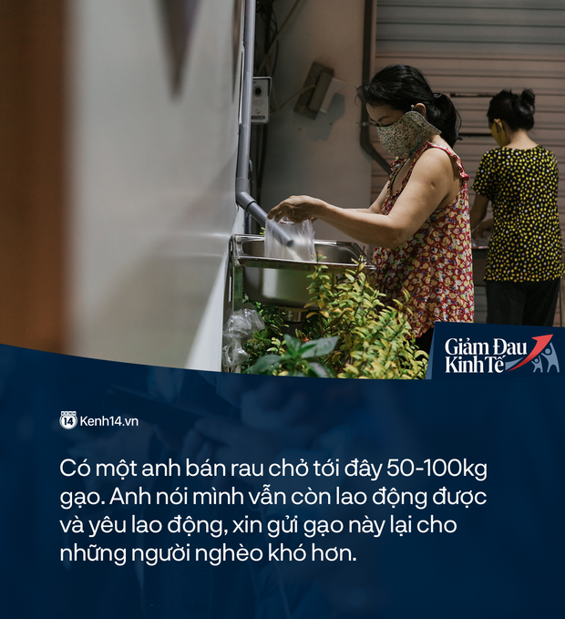 Cha đẻ cây ATM gạo: Người tới xin gạo còn sức lao động, tôi sẵn sàng nhận làm việc, có lương tháng, bao ăn - Ảnh 10.
