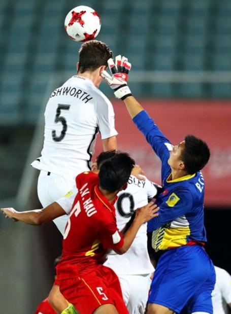90 phút phi thường của Bùi Tiến Dũng giúp U20 Việt Nam làm nên lịch sử tại World Cup - Ảnh 3.