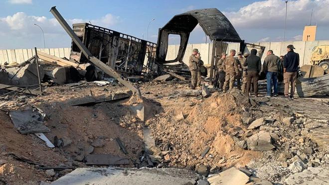 Iran nã tên lửa tấn công, phi đội trưởng KQ Mỹ hốt hoảng thốt lên: Tất cả sẽ chết hết! - Ảnh 2.