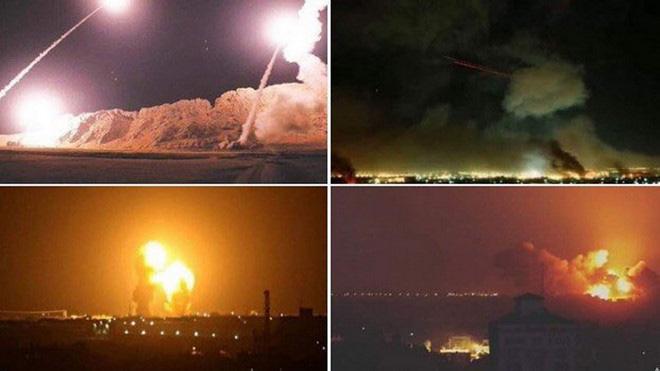Iran nã tên lửa tấn công, phi đội trưởng KQ Mỹ hốt hoảng thốt lên: Tất cả sẽ chết hết! - Ảnh 1.