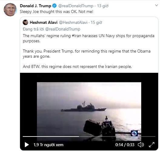 Báo Mỹ: Hé lộ lý do Tổng thống Trump đợi 7 ngày mới ra lệnh nổ súng diệt tàu chiến Iran - Ảnh 1.