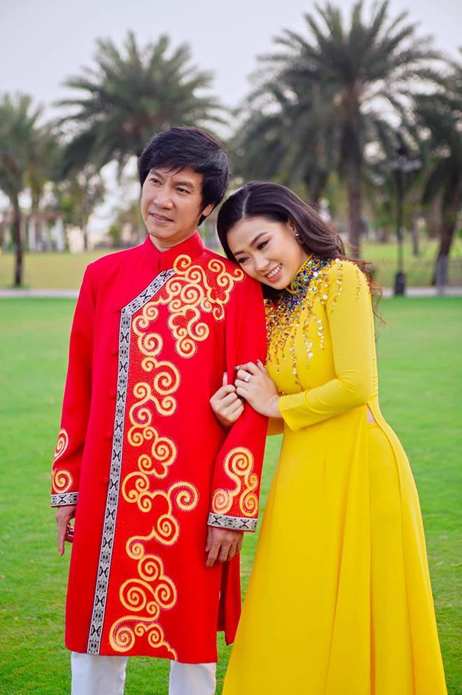 Chân dung vợ hai xinh đẹp, kém 29 tuổi của danh hài Lê Huỳnh - Ảnh 3.