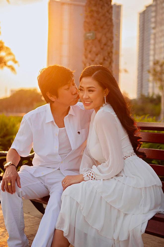Chân dung vợ hai xinh đẹp, kém 29 tuổi của danh hài Lê Huỳnh - Ảnh 4.