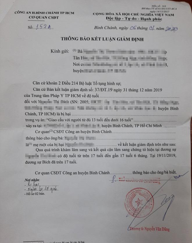 Nghi can vừa bị bắt, bé gái trong vụ án hiếp dâm ở Sài Gòn bị 2 đối tượng lạ mặt chém thương tích - Ảnh 1.