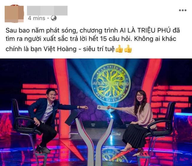 """Thí sinh """"Siêu trí tuệ Việt"""" thắng 150 triệu của """"Ai là triệu phú"""" không?"""