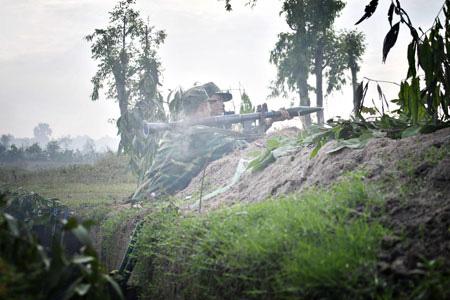 Chiến trường K: Chuyến trinh sát lạc trong lòng địch ly kỳ của Quân tình nguyện Việt Nam - Ảnh 4.