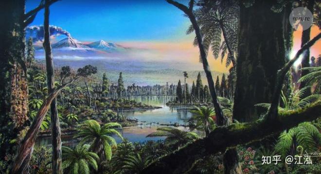Nam Cực đã từng được bao phủ bởi rừng mưa ôn đới 90 triệu năm trước - Ảnh 1.