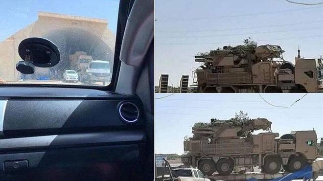 Tung F16 tập kích Libya, Thổ lâm vào thế bí: Diệt Pantsir-S1, cần cắp tráp học Israel? - Ảnh 3.