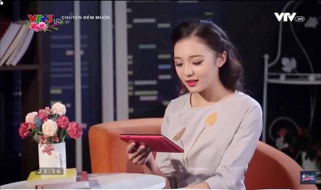 Hình ảnh ngoài đời dễ thương của nữ MC trẻ tuổi nhất VTV, chỉ cao 1m50 nhưng vẫn xinh xắn không thua hoa hậu - Ảnh 2.