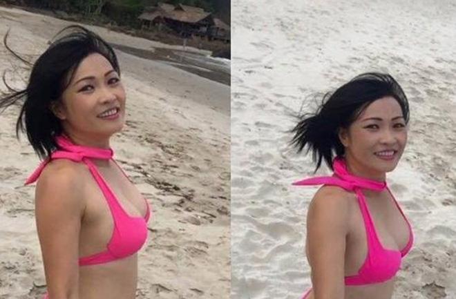 Những lần diện bikini, chụp ảnh gợi cảm của ca sĩ Phương Thanh - Ảnh 10.