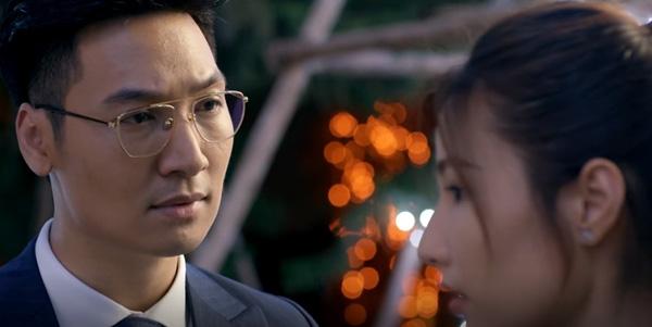 Đời thực như mơ bên vợ đẹp con ngoan của Mạnh Trường - nhân vật bị ghét nhất Tình yêu và tham vọng - Ảnh 1.