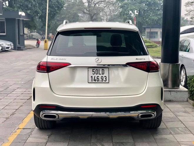 Mercedes-Benz GLE thế hệ mới thanh lý với giá rẻ hơn 600 triệu, ODO vỏn vẹn 1.600km - Ảnh 3.