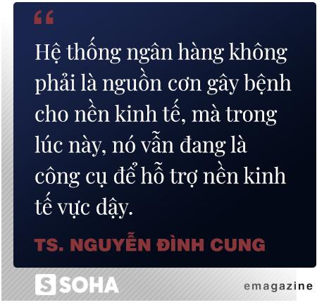 """TS Nguyễn Đình Cung: """"Tôi rất mong các tập đoàn nhà nước ngừng than vãn và ngừng xin tiền"""" - Ảnh 9."""